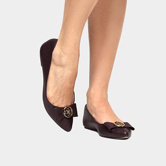 4d6176fc58 Sapatilha Shoestock Laço Medalha