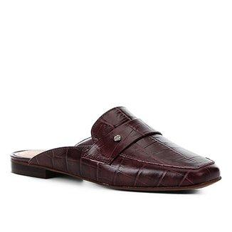 a52bca18c Mule Couro Shoestock Croco
