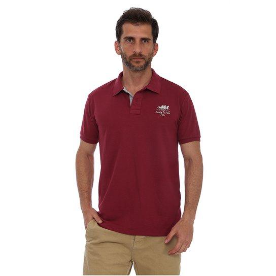 7658716c875db Camisa Polo Santa Fé Casual Masculino - Compre Agora   Zattini