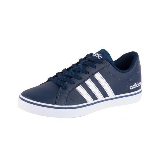 5858be16f Tênis Neo Vs Pace Casual - Adidas - Marinho+Branco