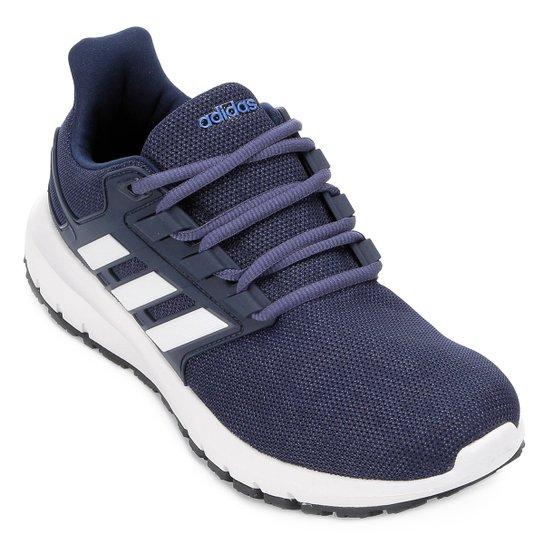 c3d6e1d8a9 Tênis Adidas Energy Cloud 2 Masculino - Marinho e Branco - Compre ...