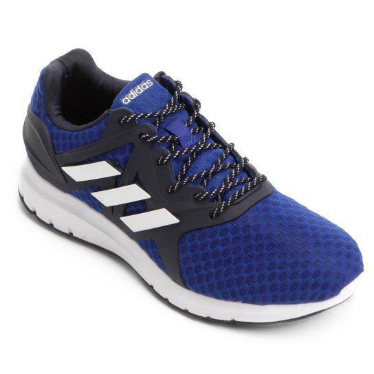 012eda54c17 Tênis Adidas Starlux Masculino - Branco e Azul Royal - Compre Agora ...