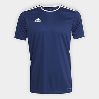 Camiseta Adidas Entrada 18 Masculina 92edeb39c3e58