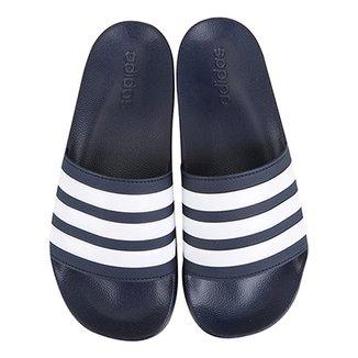 8b9380926a8 Chinelo Slide Adidas Adilette Cloudfoam Masculino