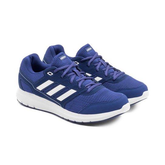 quality design b9ad6 64ab9 Tênis Adidas Duramo Lite 2 0 Masculino - Marinho+Branco