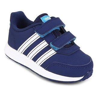 bae4fb42da9ef Tênis Infantil Adidas VS Switch 2 Feminino