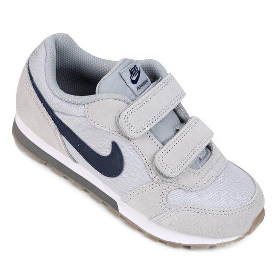 d7827040023 Tênis Infantil Nike Md Runner 2 - Cinza - Compre Agora