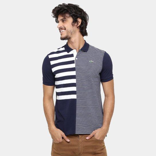 142a531ef86d3 Camisa Polo Lacoste Live Piquet Listrada - Compre Agora   Zattini