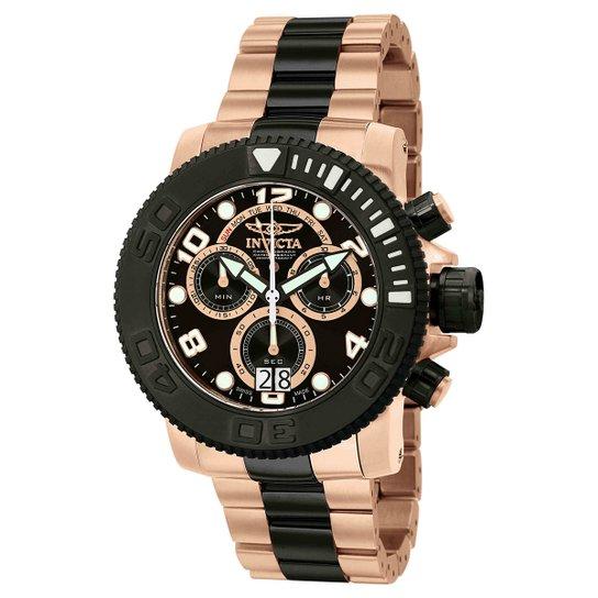 38bd8955e80 Relógio Invicta Analógico 011162 Masculino - Compre Agora