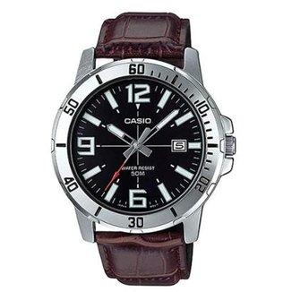 7e6f4a7d517 Relógio Casio Masculino MTP-VD01L-1BV