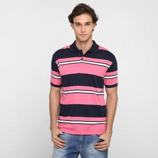 53962d1131 Camisa Polo Blue Bay Listrada