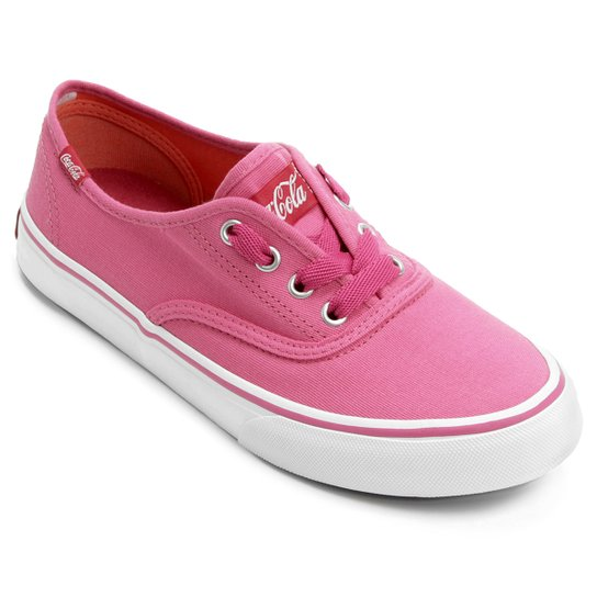 f494000d5 Tênis Coca-Cola Primal Kick Summer - Pink - Compre Agora