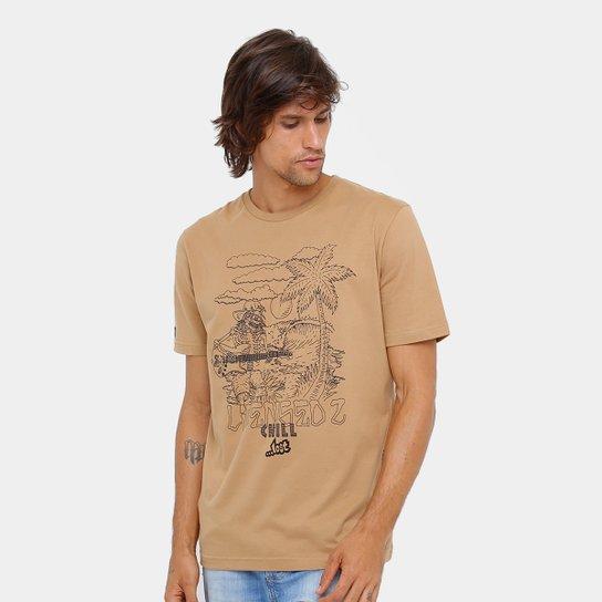 49aaed26d8 Camiseta Lost Licensed To Chill Masculina - Compre Agora