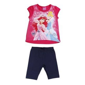 7181dc830d Conjunto Infantil Disney Feminino