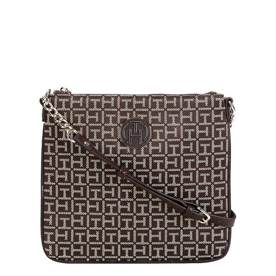 9c5642fa6 Bolsa Tommy Hilfiger Mini Bag Jacquard Crossbody Feminina   Zattini
