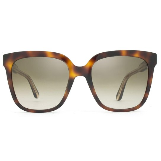 ef3dc3e11 Óculos de Sol Tommy Hilfiger TH Feminino - Marrom | Zattini