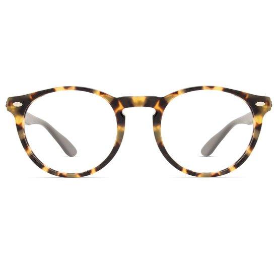 Armação Óculos de Grau Ray Ban RX5283 5608-49 - Compre Agora   Zattini 3267444795