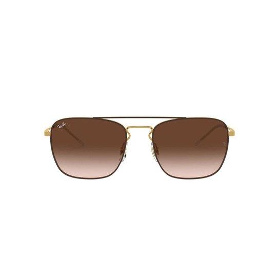 49027890c Óculos de Sol Ray-Ban Quadrado RB3588 | Zattini
