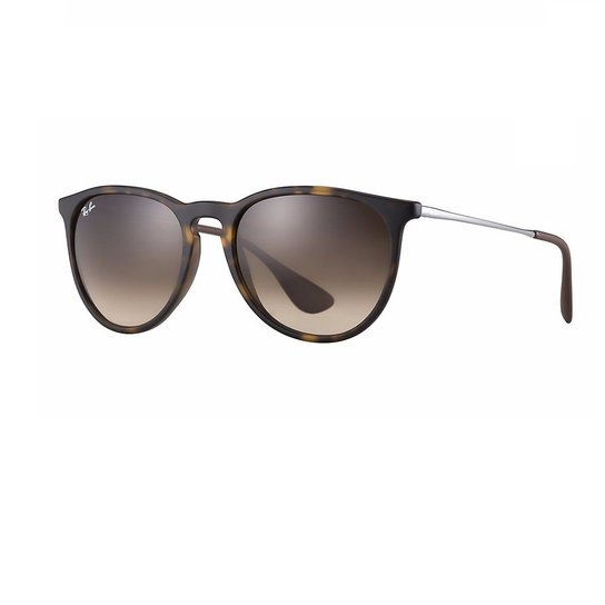 Óculos de Sol Ray Ban Erika RB4171L 865 13 - Marrom - Compre Agora ... 41d1420f32