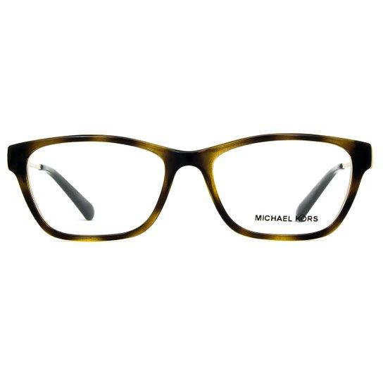 7334c5810 Armação Óculos de Grau Michael Kors Deer Valley MK8005 3006-52 | Zattini