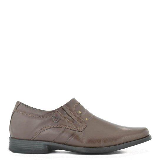 47ed9d4d5 Sapato Vudalfor Couro Marrom - Compre Agora | Zattini