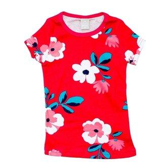 17aaa64d7 Blusa Infantil Menina Hering Kids 52l69f00