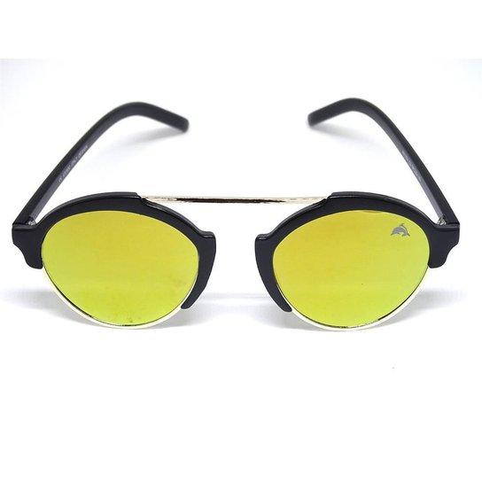 Óculos De Sol Redondo Cayo Blanco - Compre Agora   Zattini 5cec96b97a