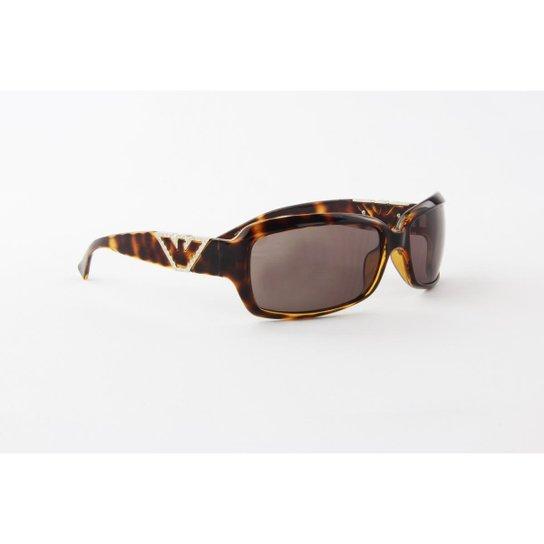 a9aa181bfe1e3 Óculos de Sol Emporio Armani Tartaruga Lente - Compre Agora   Zattini