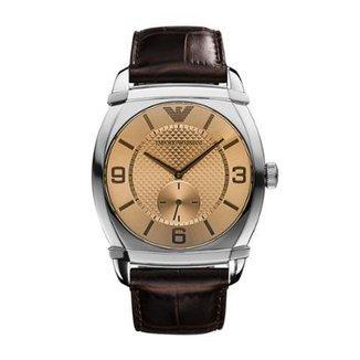 1af29b43b0f Relógio Emporio Armani Masculino Marrom - HAR0338 Z HAR0338 Z
