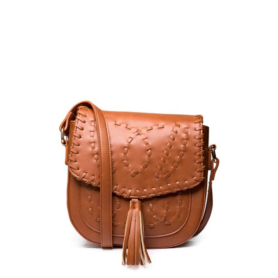 f593105c2 Bolsa Amaro Saddle Details | Zattini