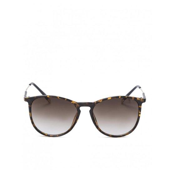 Óculos Amaro De Sol D Frame Classic Feminino - Compre Agora   Zattini dff698564f