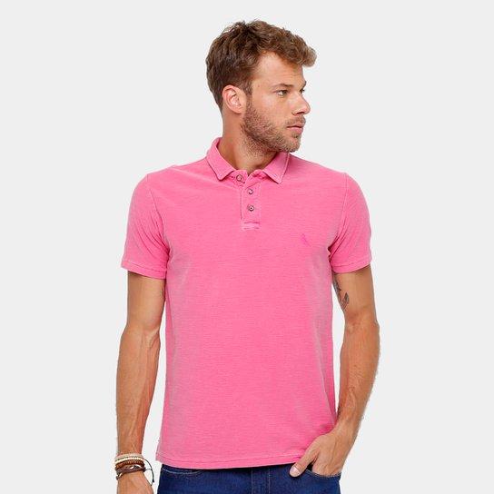 722eec6f8e Camisa Polo Reserva Flamê Tinturada Masculina - Compre Agora