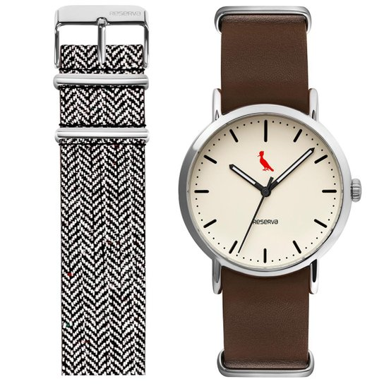 97fa1939227 Relógio Reserva Masculino Basic - RE2035AA 2M RE2035AA 2M - Compre ...