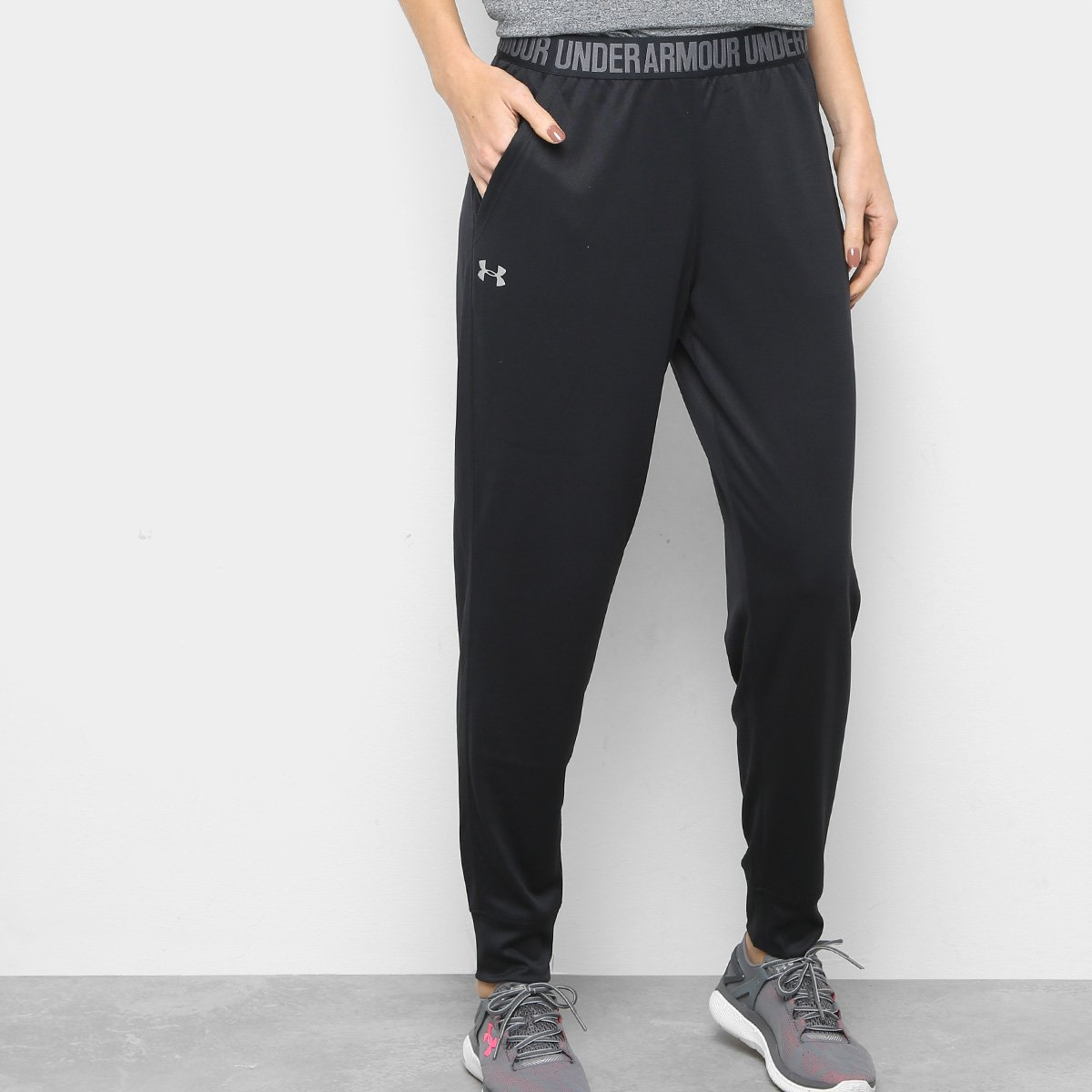42510c020e Calça Under Armour Play Up Pant Solid Feminina