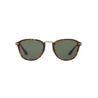 469bc26e57409 Óculos de Sol Persol Quadrado PO3165S Masculino