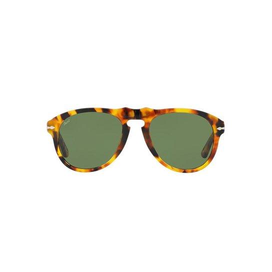5926f594b1cd7 Óculos de Sol Persol Piloto PO0649 Masculino - Compre Agora