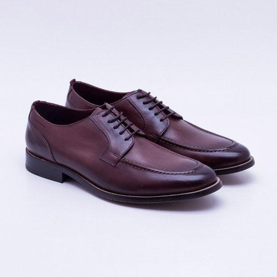 23394d2aa7 Sapato Social Couro Spazzolato Masculino - Compre Agora