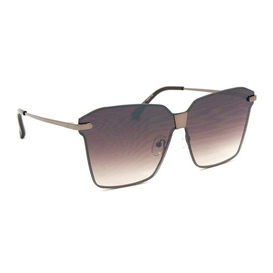 ffc04c1a7f87b Óculos de Sol Vintage - Marrom - Compre Agora   Zattini