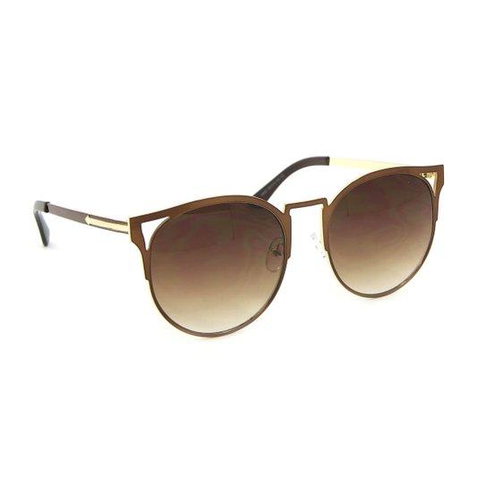 Óculos de Sol Estilo Gatinha - Compre Agora   Zattini c6ecff61e4