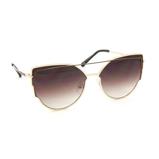 Óculos de Sol Gatinha Style Lente - Compre Agora   Zattini cf1e44ad6a