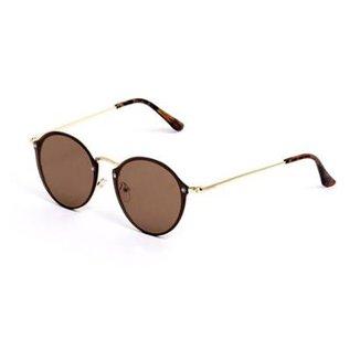 0ee43b55fc821 Óculos de Sol Classic Redondo