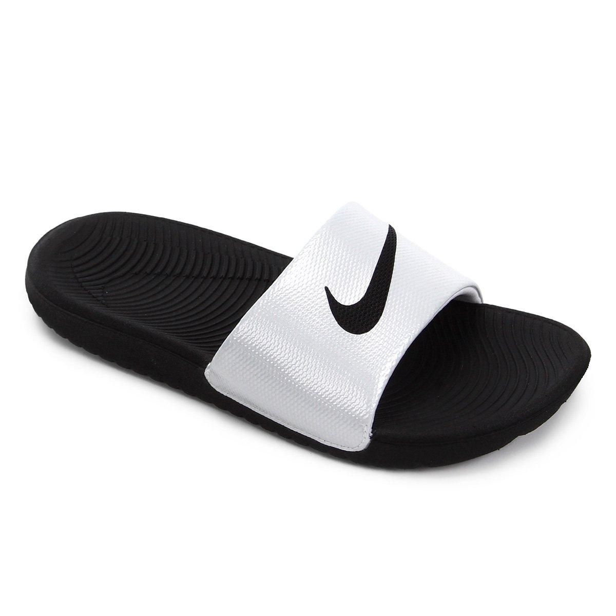 2599b0fa0 Sandália Nike Kawa Slide Feminina