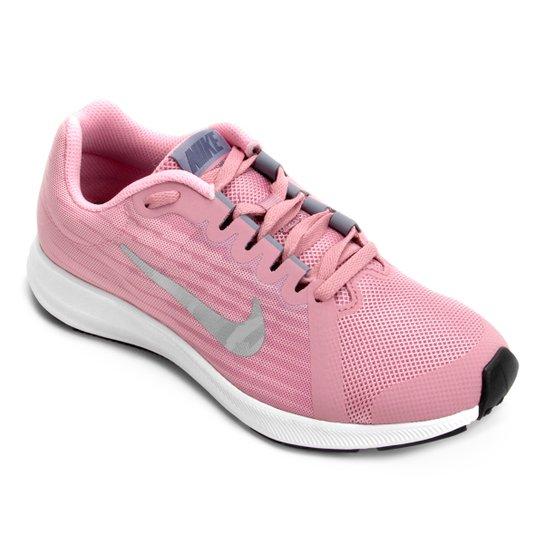 406e76262e Tênis Infantil Nike Downshifter 8 - Pink - Compre Agora