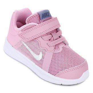 ff682b8a935 Tênis Infantil Nike Downshifter 8 Gtv Com Velcro Feminino