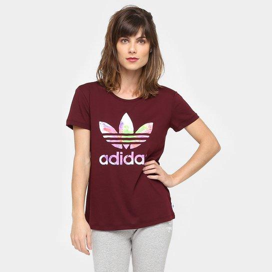 445885e319d Camiseta Adidas Originals Graphic Trefoil - Compre Agora