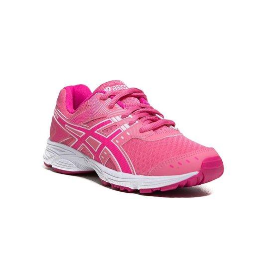 572f868d4cd Tênis Infantil Asics Buzz 3 Gs Feminino - Pink - Compre Agora