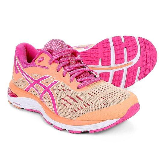 712a5e085be Tênis Asics Gel Cumulus 20 Feminino - Pink - Compre Agora