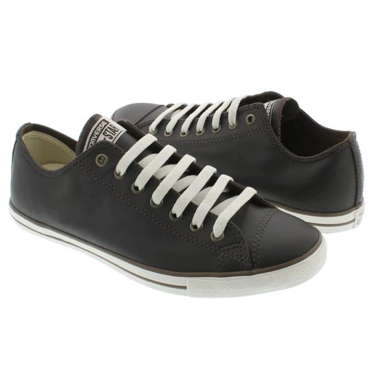 5071c0dc91b Tênis Converse All Star Ct As Lean Leather Ox - Compre Agora