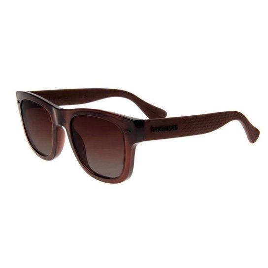 Óculos Havaianas Paraty - Marrom - Compre Agora   Zattini ebbda4b6e0