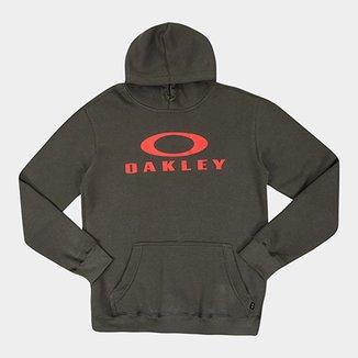 a9e0ce20609 Moletom Oakley Fechado Capuz